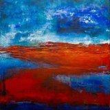 Exposition peintures abstraites par l'artiste MARA
