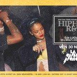 La soirée Hip Hop RNB de retour