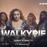 LA WALKYRIE opéra de Richard Wagner