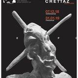 Exposition de Pierre Gérard Crettaz