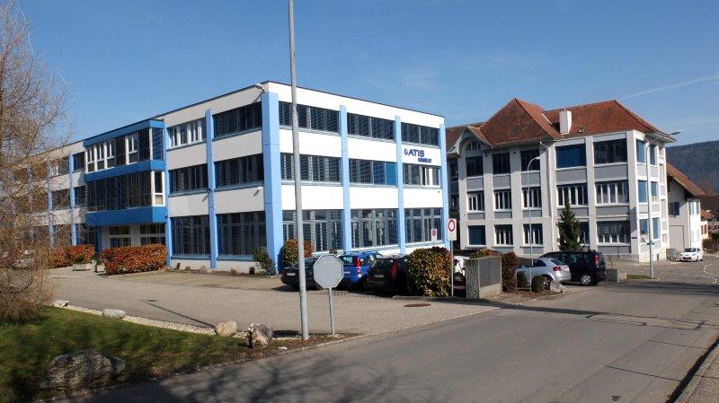 L'entreprise Atis Uher était implantée à Fontaines depuis 1985.