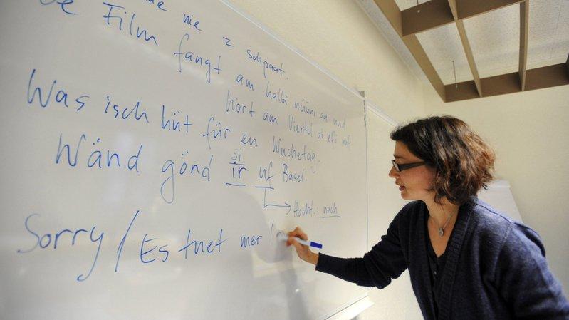 Introduire des cours de suisse-allemand dans les écoles neuchâteloises, une bonne idée?