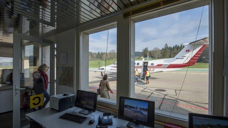 La Chaux-de-Fonds: Croisitour cloué au sol par le renoncement d'Air-Glaciers