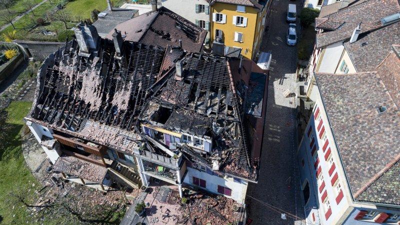 Milvignes: la justice prononcera en décembre son verdict dans l'affaire de l'incendie de 2017 à Auvernier