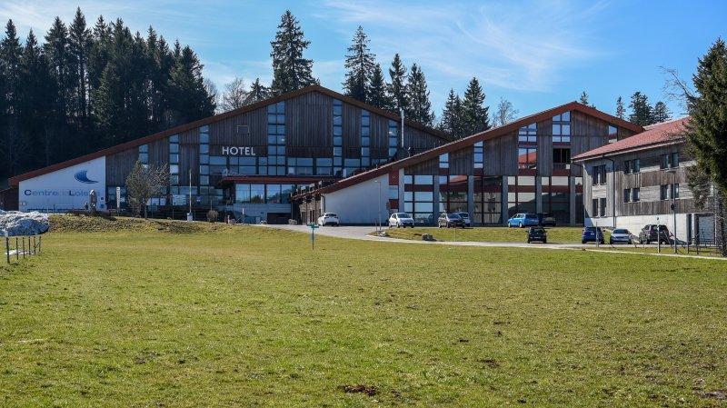 Une aire pour camping cars: une nouvelle offre pour le Centre de loisirs des Franches-Montagnes.