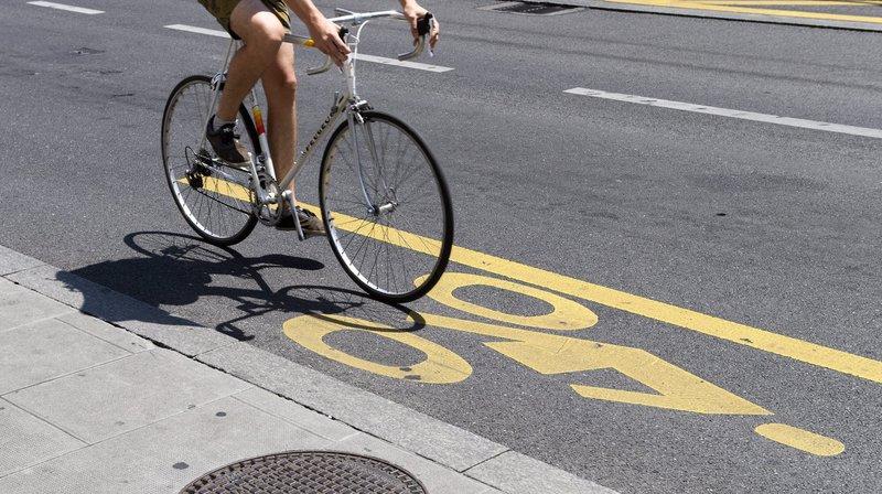 Pro Vélo Neuchâtel désignera les bons et les mauvais élèves en matière d'aménagements cyclables