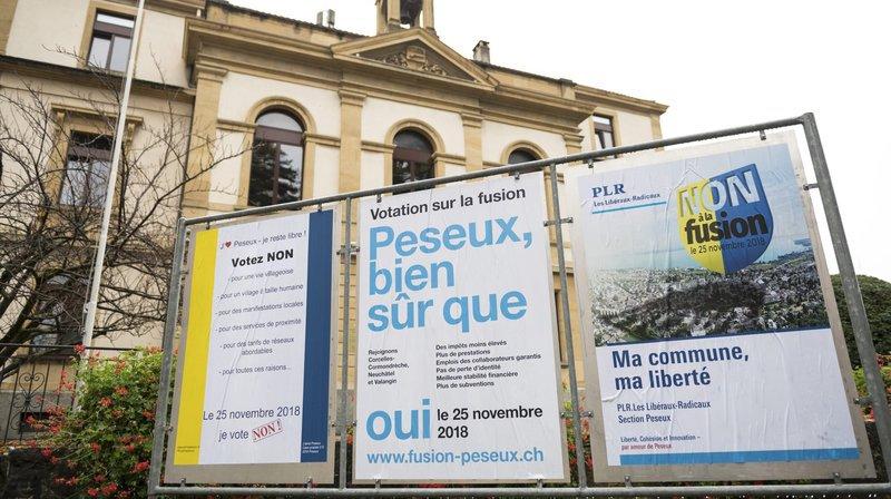 L'exécutif de Peseux lance un «appel au calme» aux accents vindicatifs