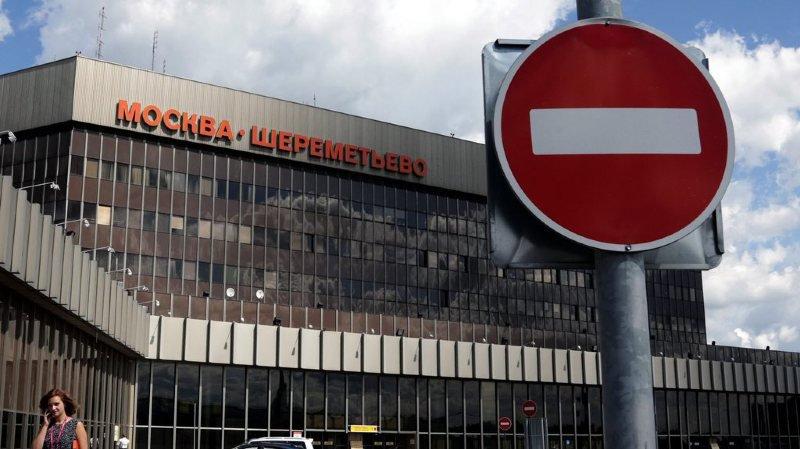 Mardi soir, un homme a mortellement été percuté par un avion au décollage, à l'aéroport de Cheremetievo de Moscou.