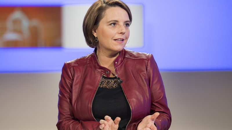 AdaMarraseule candidate à la vice-présidence du PSS, pour remplacer Géraldine Savary
