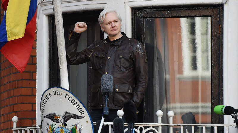 Justice: le fondateur de WikiLeaks, Julian Assange, inculpé aux Etats-Unis