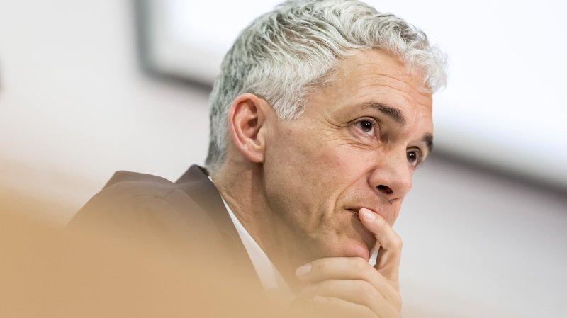 Michael Lauber serait sous le coup d'une enquête de l'Autorité de surveillance du Ministère public de la Confédération.