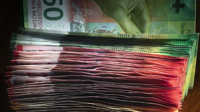 La fortune des 300 plus riches de Suisse est en panne de croissance