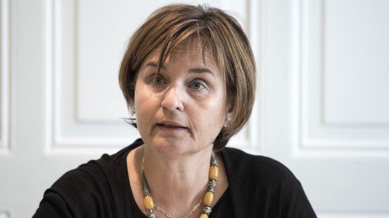 La Tessinoise Marina Carobbio élue à la tête du Conseil national