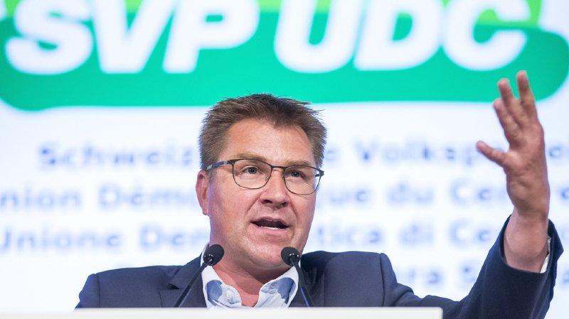 Parlement: Toni Brunner, ancien président de l'UDC suisse, démissionne du Conseil national
