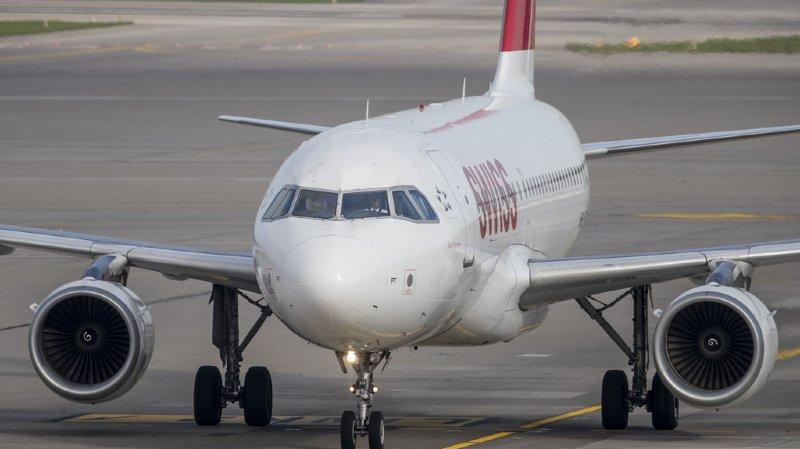 Trafic aérien: un drone s'approche dangereusement d'un avion de Swiss
