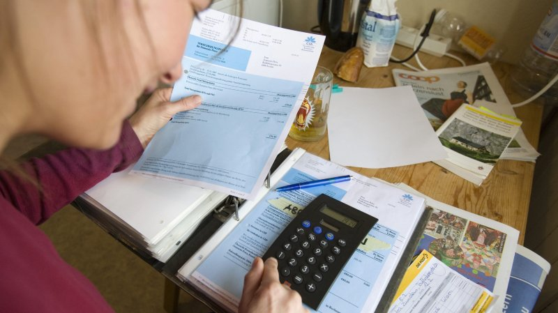5000 Neuchâtelois vont perdre leurs subsides d'assurance maladie