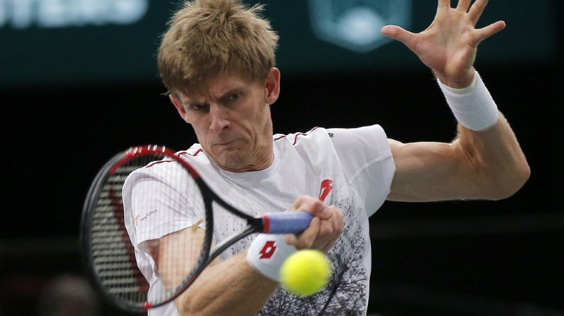 Tennis – Masters de Londres: Anderson écrase Nishikori