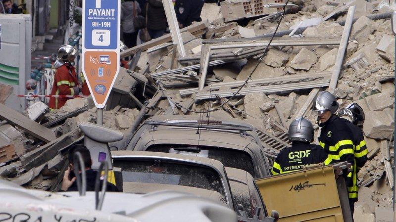 Immeubles effondrés à Marseille: les services de la mairie perquisitionnés