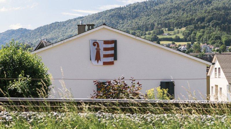Bernoise ou jurassienne? Le destin de la ville de Moutier déchire la localité et bien au-delà (illustration).