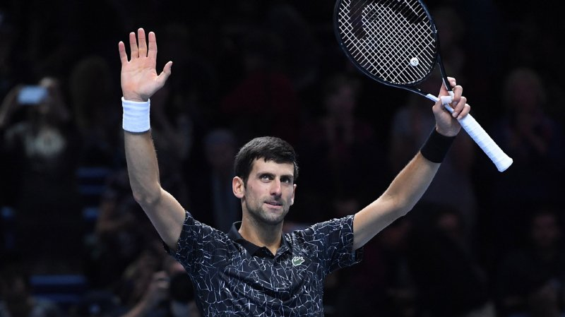 Tennis – Masters de Londres: Djokovic s'impose face à Zvervev et fait un grand pas vers les demies