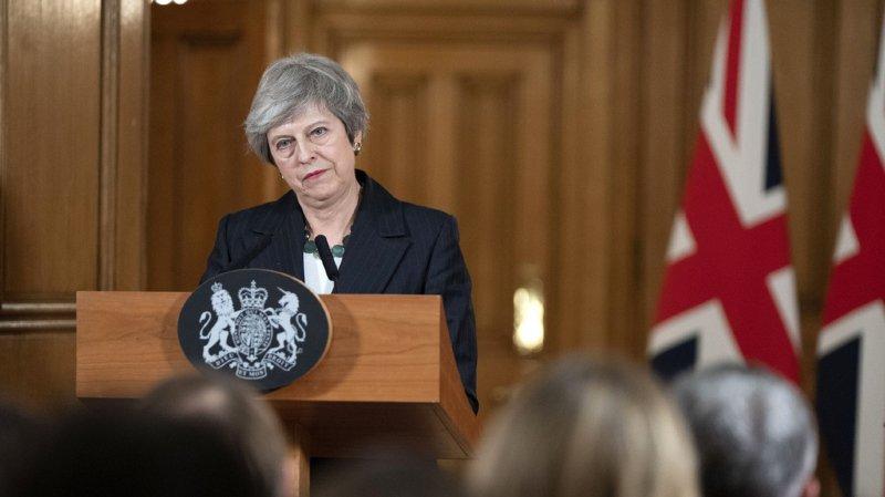 Brexit: Theresa May assure qu'elle ne démissionnera pas et qu'elle ira jusqu'au bout
