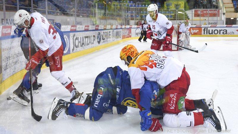 Hockey - National League: Servette surpris à domicile par Zoug, Lausanne enchaîne face à Davos