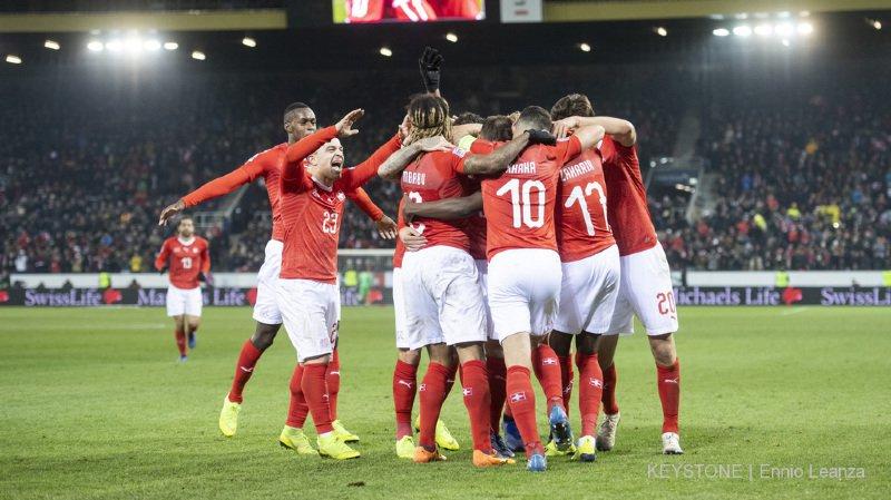 Football - Ligue des Nations: la Suisse affrontera le Portugal en demi-finale, le 5 juin prochain, à Porto