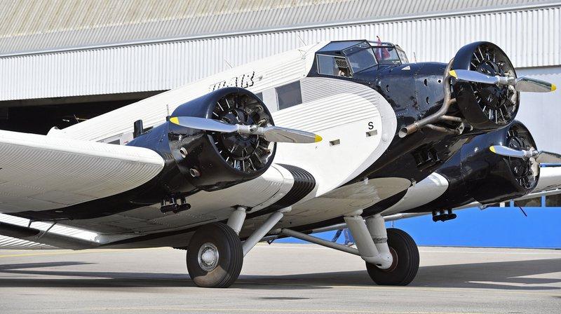 Les deux avions Ju-52 basés à Dübendorf resteront au sol jusqu'à nouvel avis.