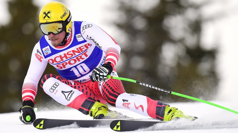 Ski alpin: Max Franz profite de son dossard, Beat Feuz 6e à Lake Louise