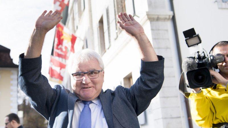 L'autonomiste Marcel Winistoerfer a été réélu dimanche à la mairie de Moutier avec plus de 60% des voix.