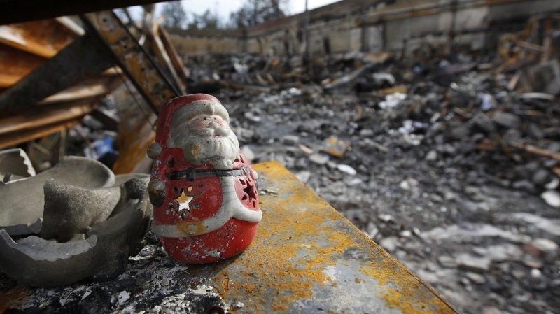 Etats-Unis: le bilan de l'incendie «Camp Fire» revu à la baisse