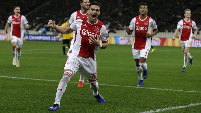 En s'imposant mardi soir à Athènes, l'Ajax Amsterdam a validé son ticket pour les huitièmes de finale de la Ligue des champions.