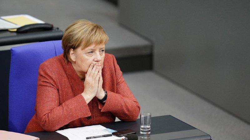 En route pour le G20 de Buenos Aires, l'avion d'Angela Merkel a dû atterrir à Cologne en raison d'un problème technique.