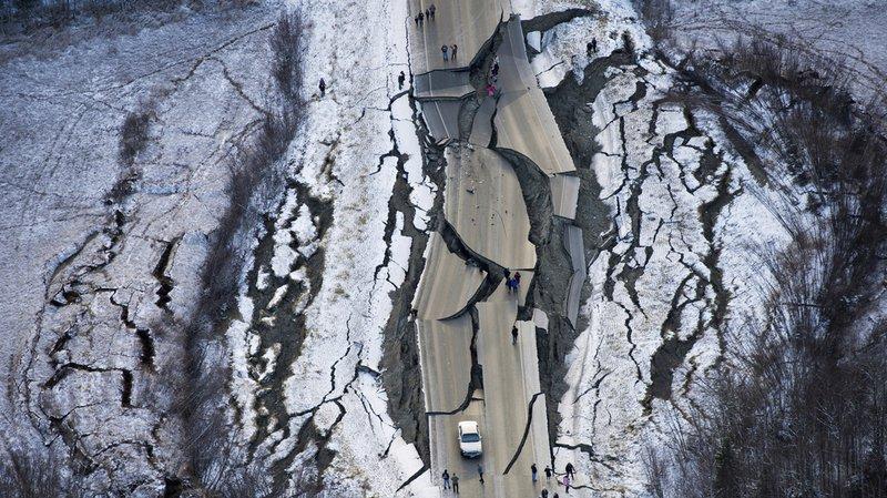 Alaska: plusieurs blessés et de nombreux dégâts après un puissant séisme