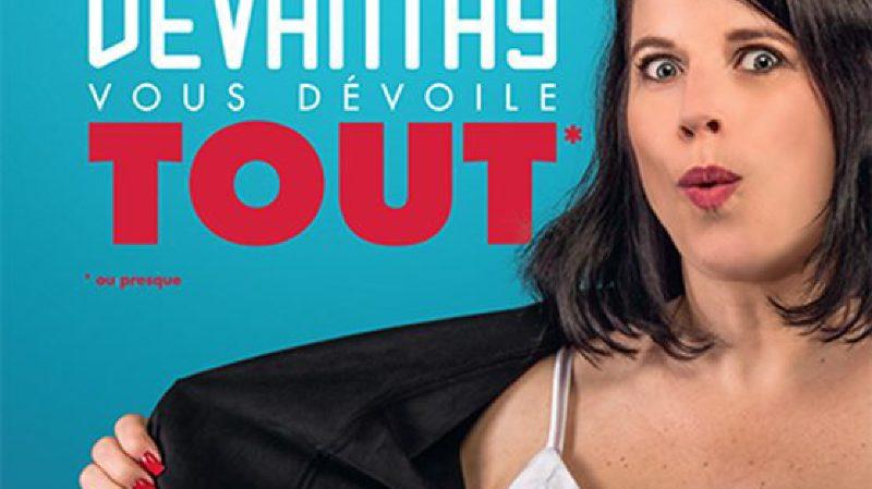 Nathalie Devantay vous dévoile tout (ou presque)
