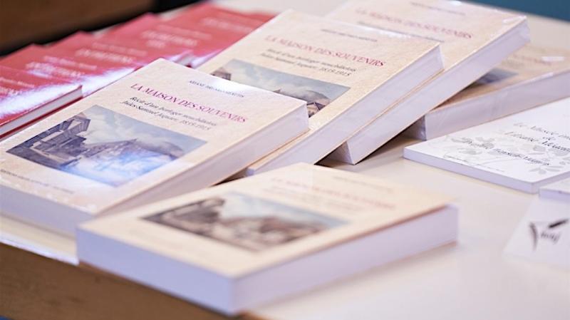 Neuchâtel: le cinquième Salon des écrivains s'invite à bord du Fribourg