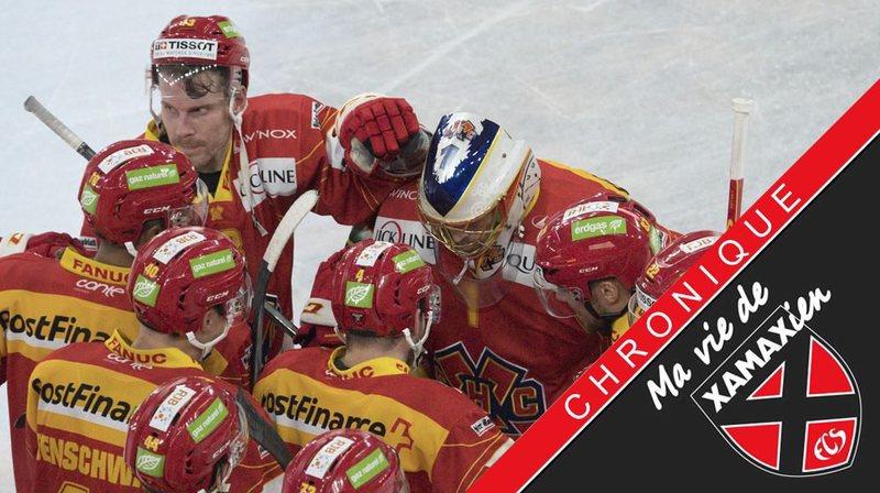 Pietro Di Nardo: «J'aime le hockey et son ambiance»