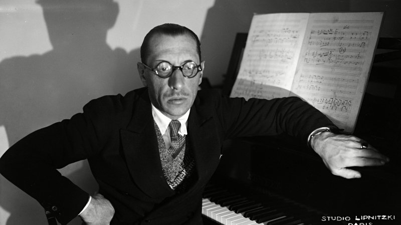 Concert HEM: Bartók - Débussy - Neuburger - Stravinsky