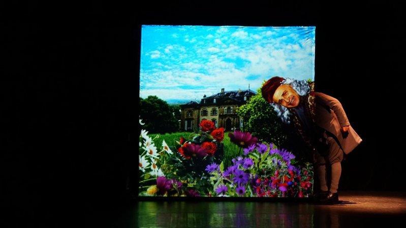 Candide, Voltaire et Philippe Cohen cultivent leur jardin au Pommier de Neuchâtel