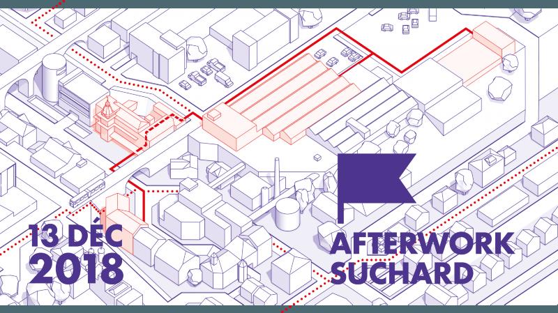 Afterwork Suchard - 5ème Edition / Concept Hiver