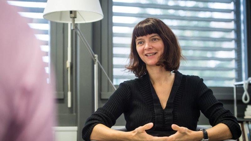 Caroline Heid, présidente de Microcity: «Notre force, c'est de travailler ensemble»