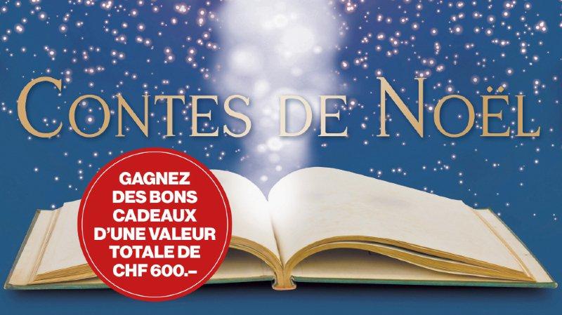 Concours « Contes de Noël »