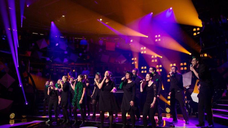 «Chorus»: les chanteurs neuchâtelois au Taquet éliminés