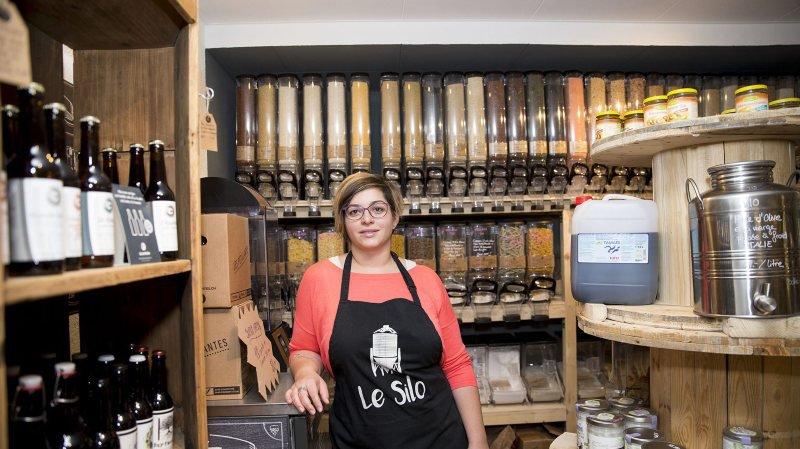 A La Chaux-de-Fonds, le café-épicerie en vrac Le Silo tient bon