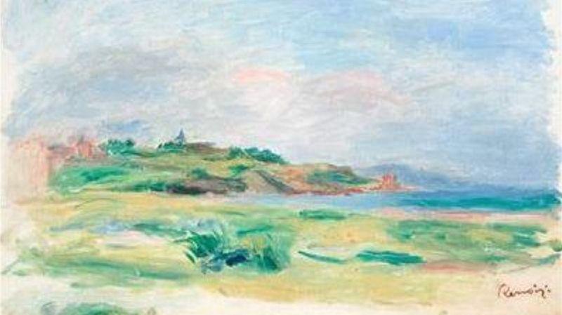La toile du maître de l'impressionnisme a été dérobée dans les locaux de la maison d'enchères Dorotheum, la plus connue de Vienne.