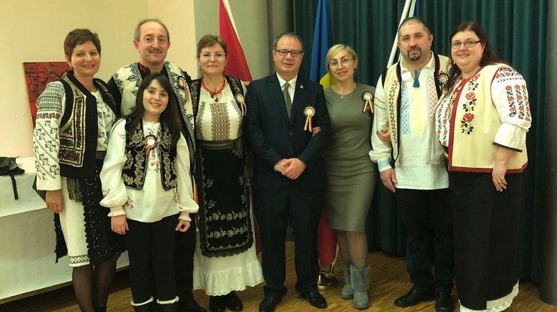 Le maire de La Neuveville a zappé l'accueil de l'ambassadeur de Roumanie en Suisse
