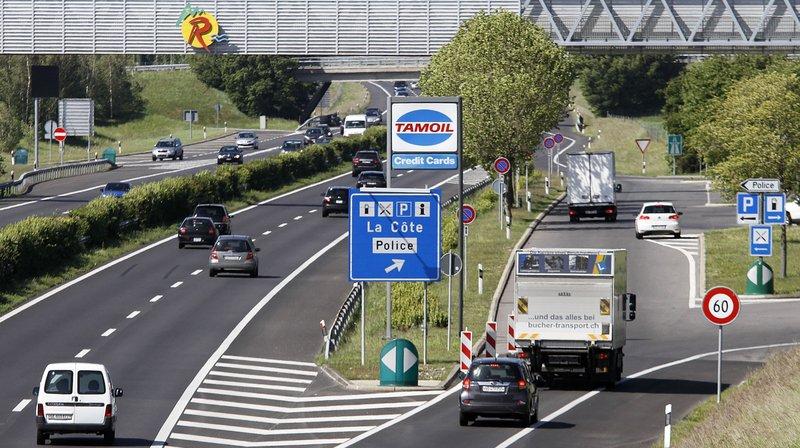 Vaud: trois femmes arrêtées après un cambriolage et une course-poursuite