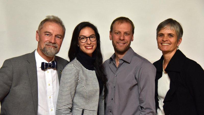 Verts neuchâtelois: quatre candidats de poids pour revenir à Berne