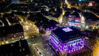Neuchâtel a basculé dans la magie de Noël