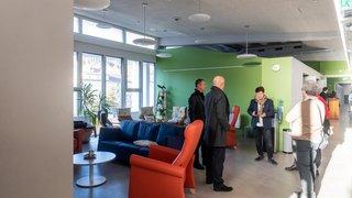 Le Centre de psychiatrie communautaire inauguré à La Chaux-de-Fonds
